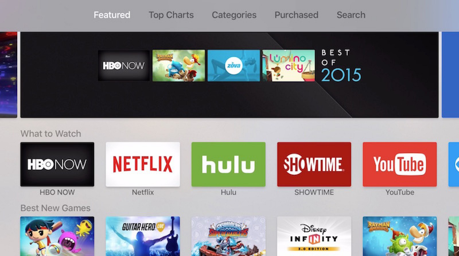 how to use the app store on apple tv mac rumors. Black Bedroom Furniture Sets. Home Design Ideas