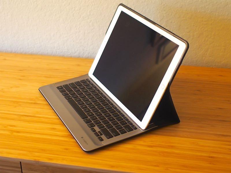 logitech ipad pro keyboard manual