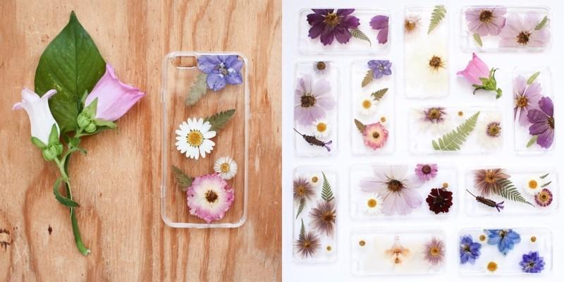 flowercases