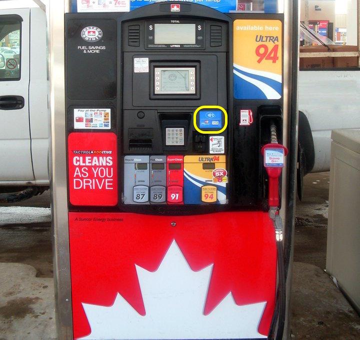 Petro Pump