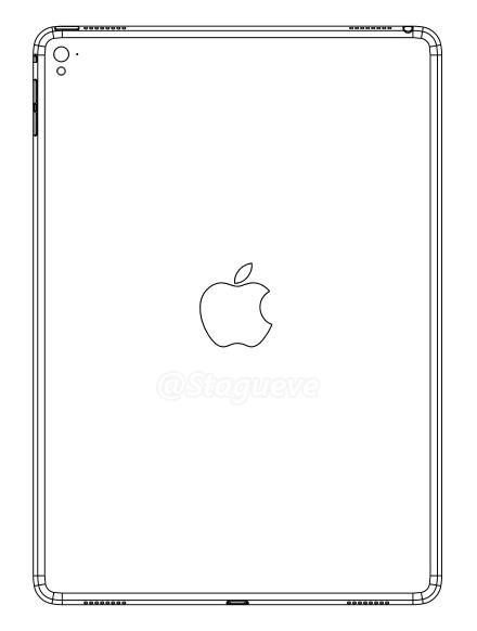 iPad Air 3 by mohl mít 4 reproduktory a LED blesk u zadního fotoaparátu