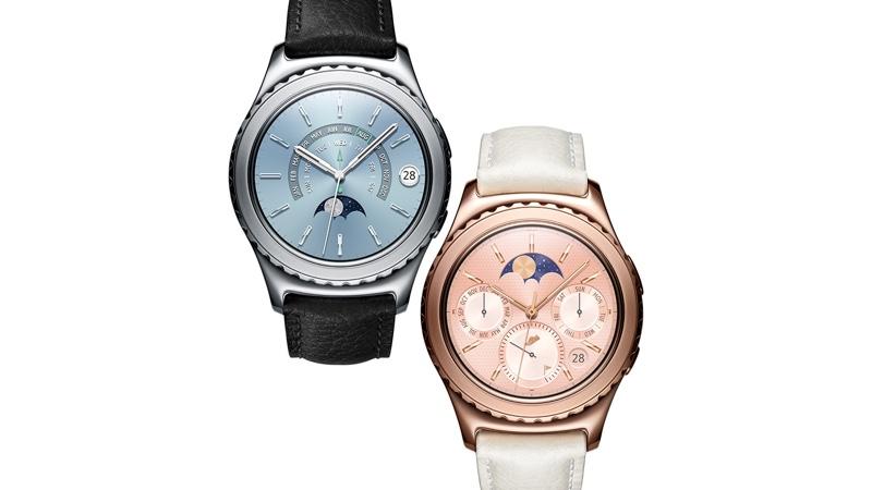 Chytré hodinky Samsung Gear S2 dostanou podporu iOS