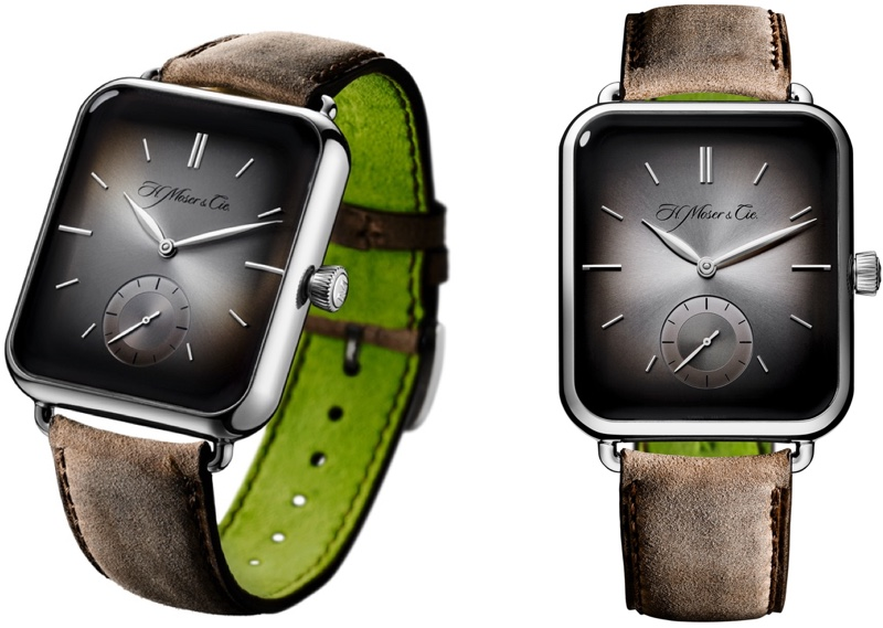 Švýcarský výrobce okopíroval design Apple Watch. Úsměvné