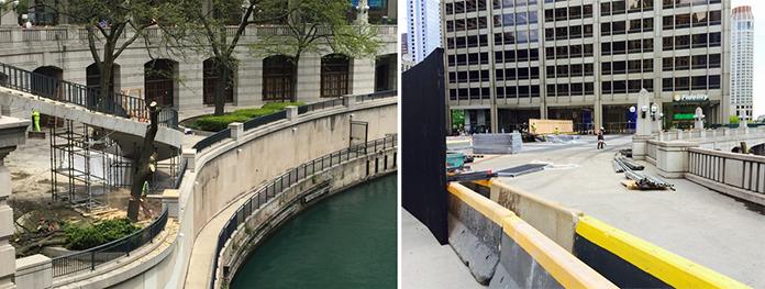 Chicago-Pioneer-Court-Apple-construction