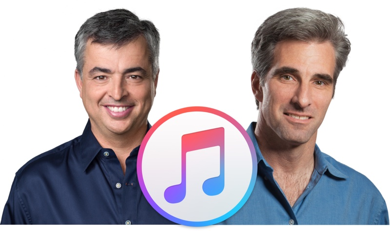 Eddy Cue and Craig Federighi Discuss Bloated Software Accusations, Upcoming iTunes Plans