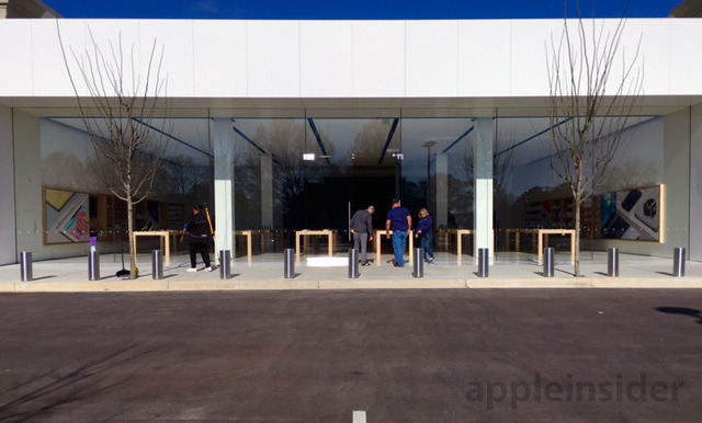 Memphis Apple Store