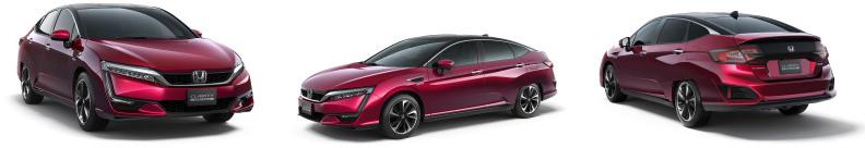 Honda-2017-Clarity