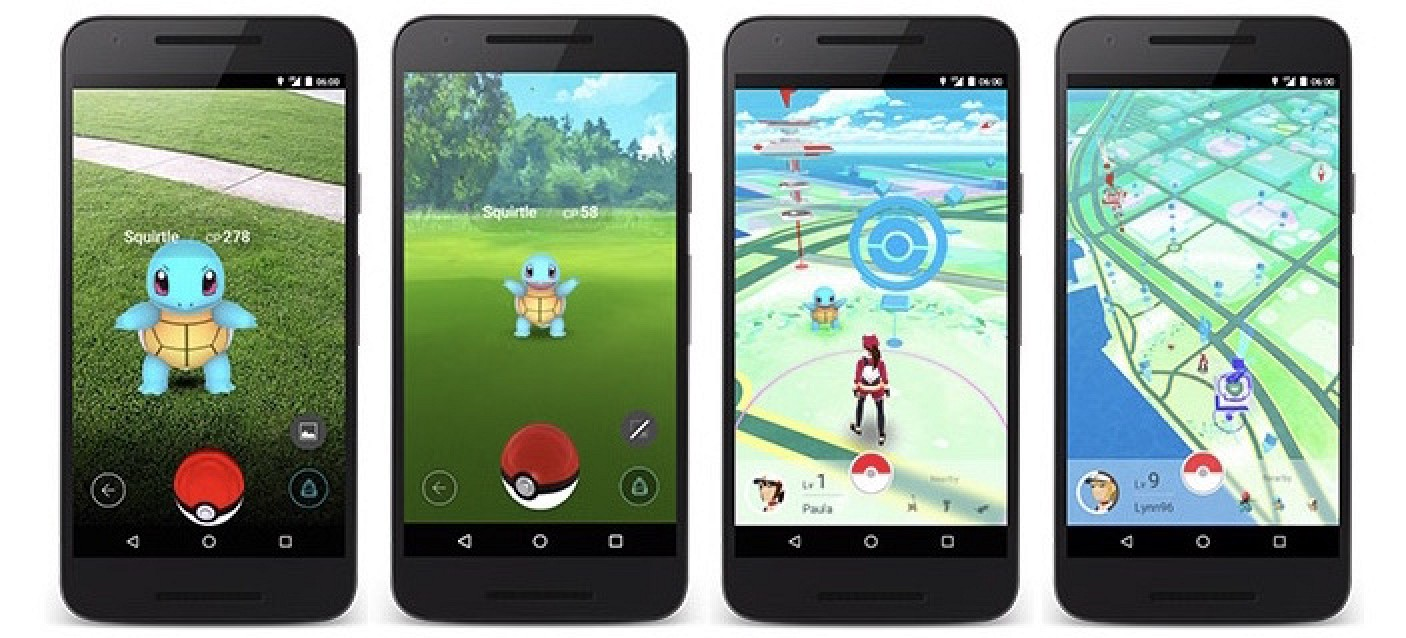 'Pokemon GO' Begins Rolling Out in the App Store