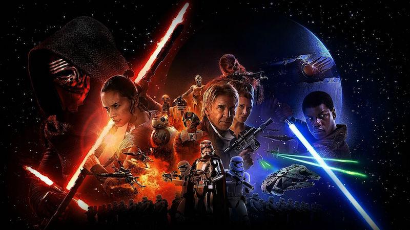 Star Wars  Le Reveil de la force film 2016 HD