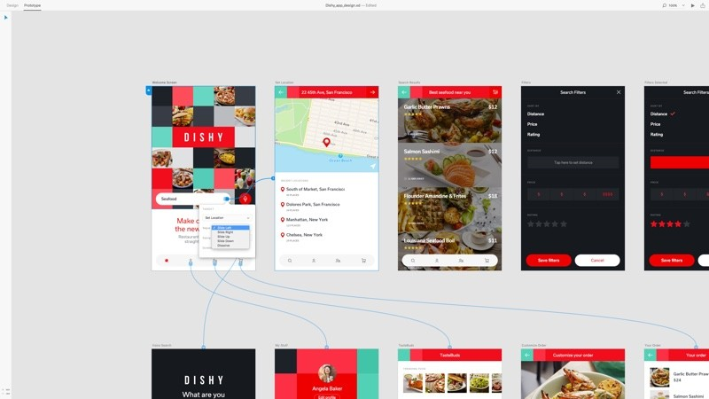 Adobe Announces New 39 Adobe Xd 39 Creative Cloud App For End
