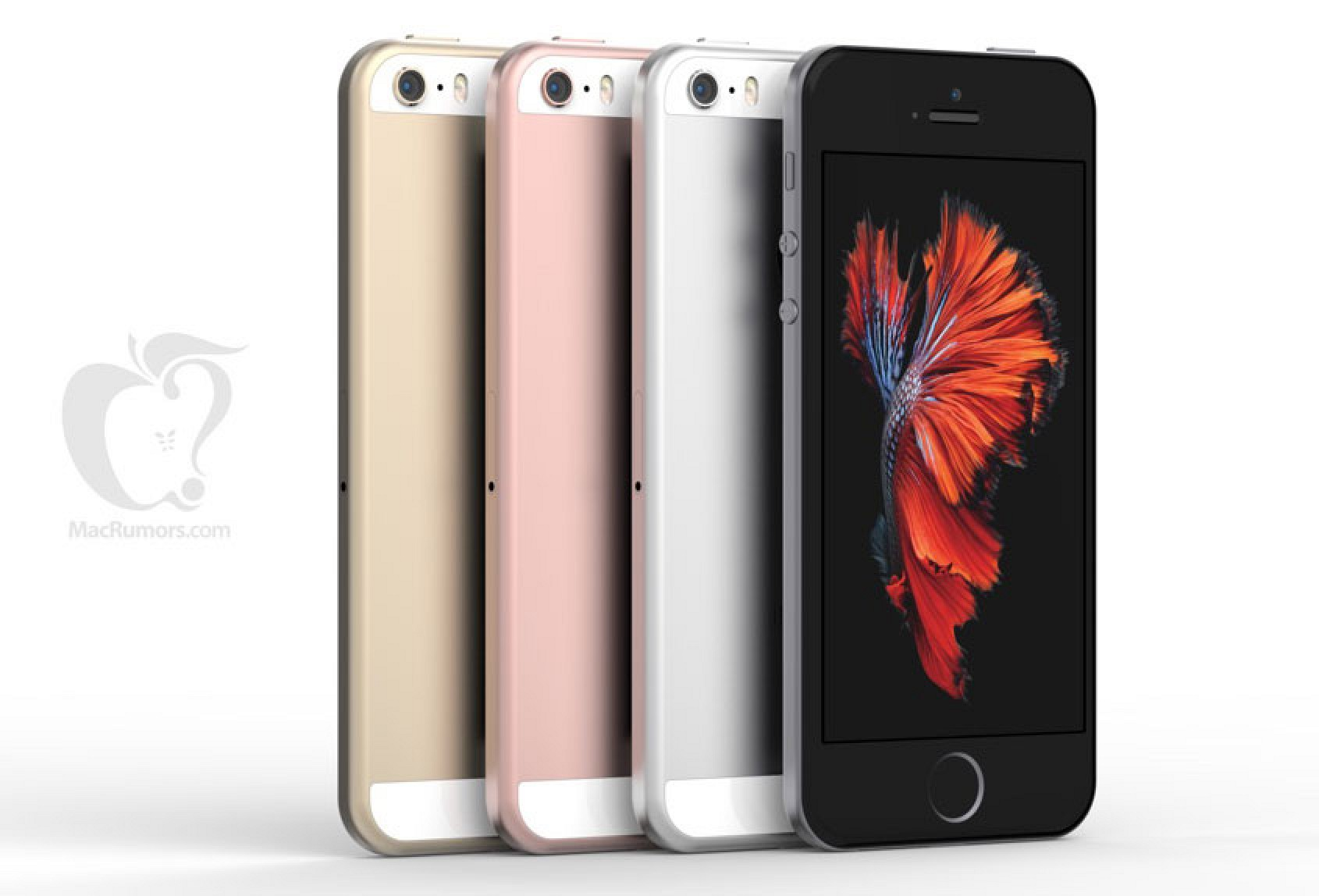 reconciling the rumors what the iphone se might look like mac rumors. Black Bedroom Furniture Sets. Home Design Ideas