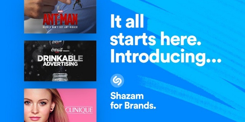 Shazam for Brands