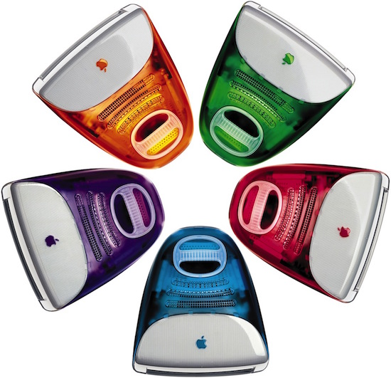 happy 20th launch anniversary imac