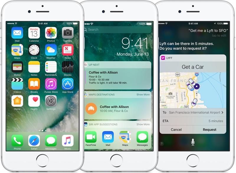 Apple schválně nezašifroval iOS 10 pro vývojáře