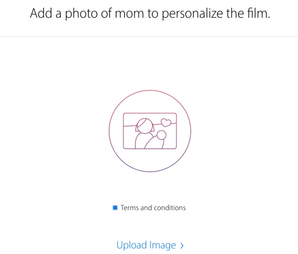 New Apple Site Lets Users Create Custom 'Shot on iPhone' Mother's Day Video