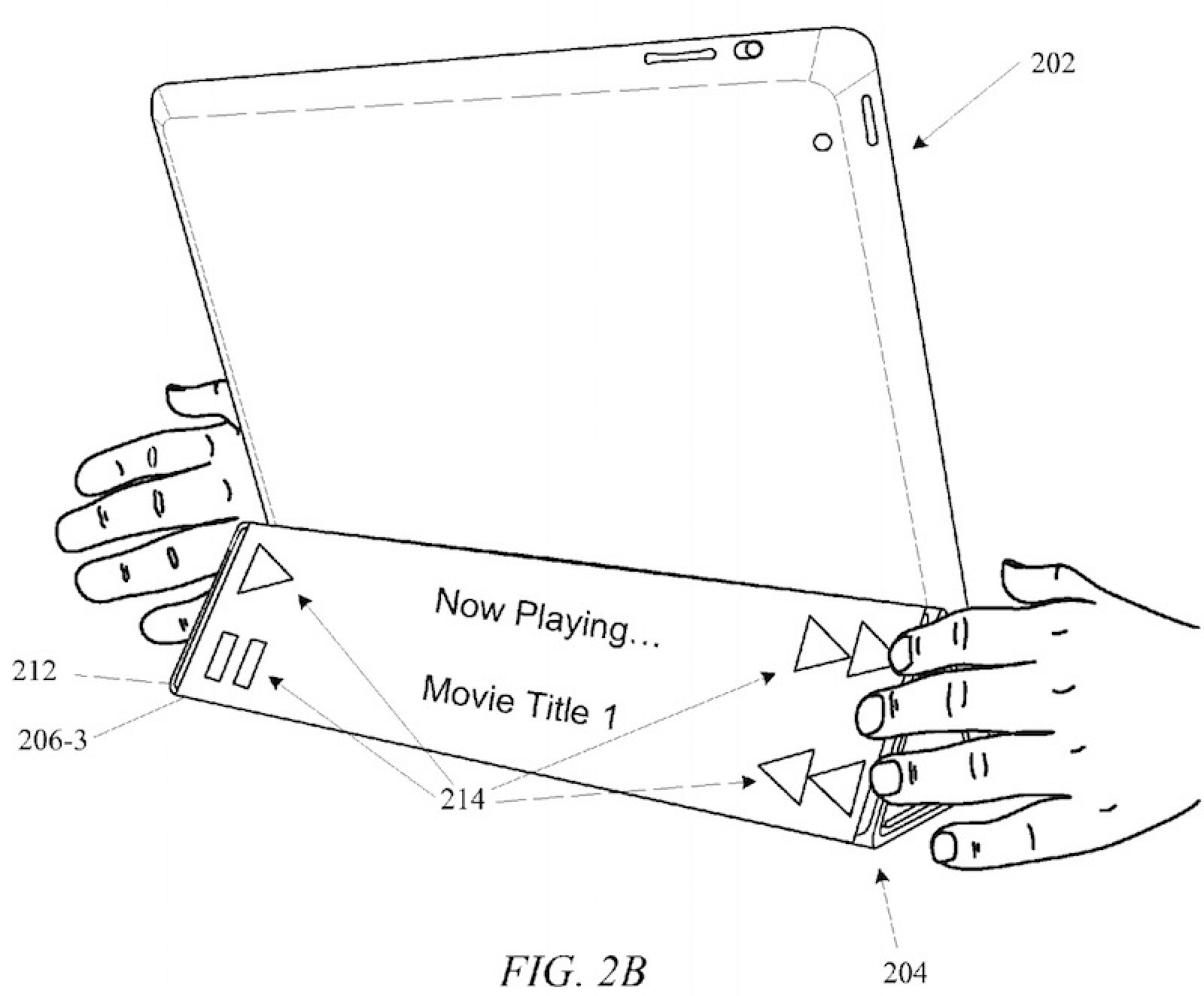 Apple Patents Advanced iPad Covers With Customizable