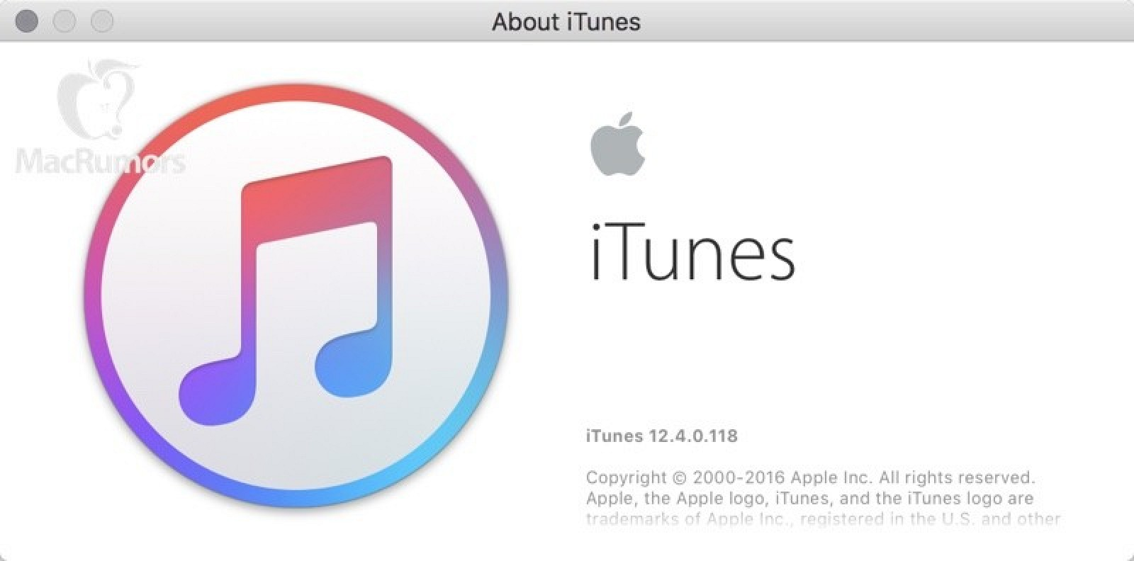 iTunes 12.4 Update to Feature Minor Redesign With New ...