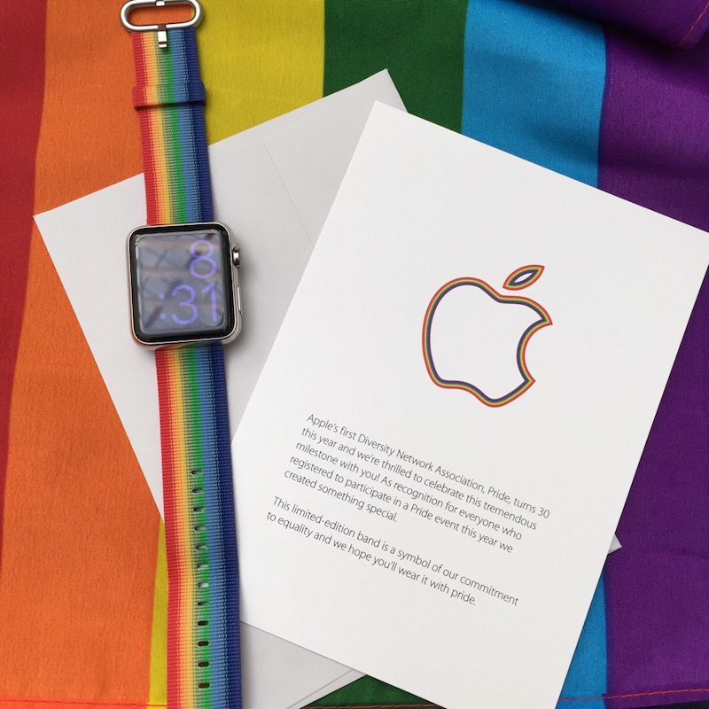 Pride 2016 watch band