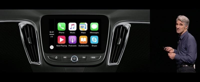 CarPlay at WWDC: Rearrange or Hide Apps, Apple Music ...