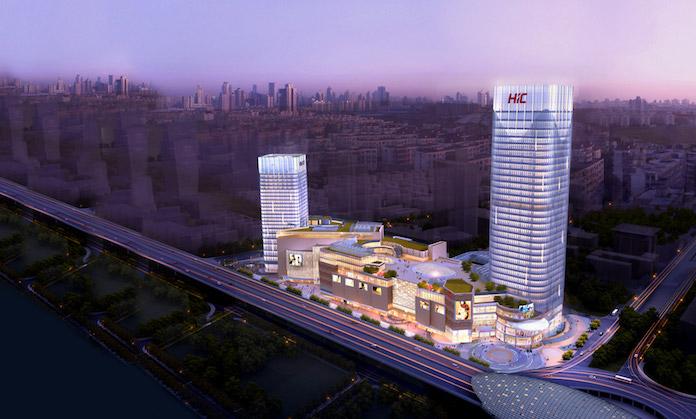 Hopson-One-Shanghai
