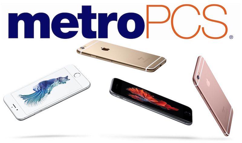METROpcs iphone