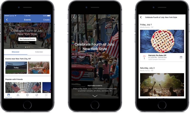 Facebook Rolls Out Slideshow For Multimedia Presentations
