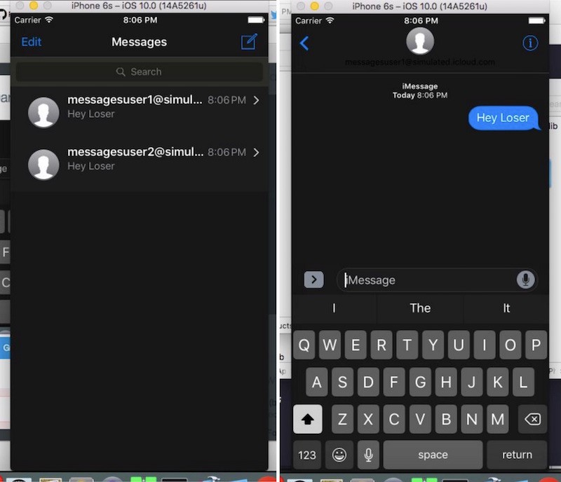 dark mode wallpaper ios: Beta Testers Discover Possible 'Dark Mode' Buried In IOS