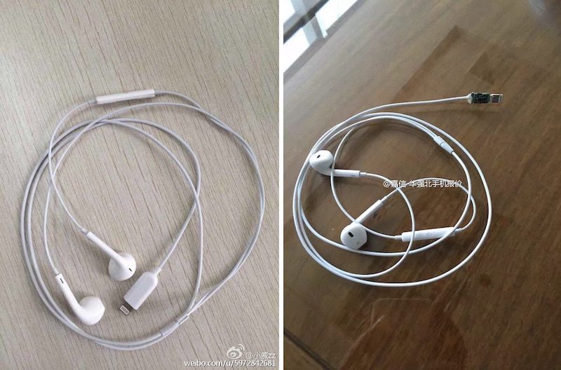 iPhone 7 EarPods sketchy