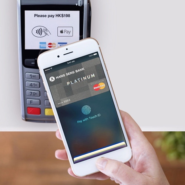 Apple Pay Launches In Hong Kong With Support For