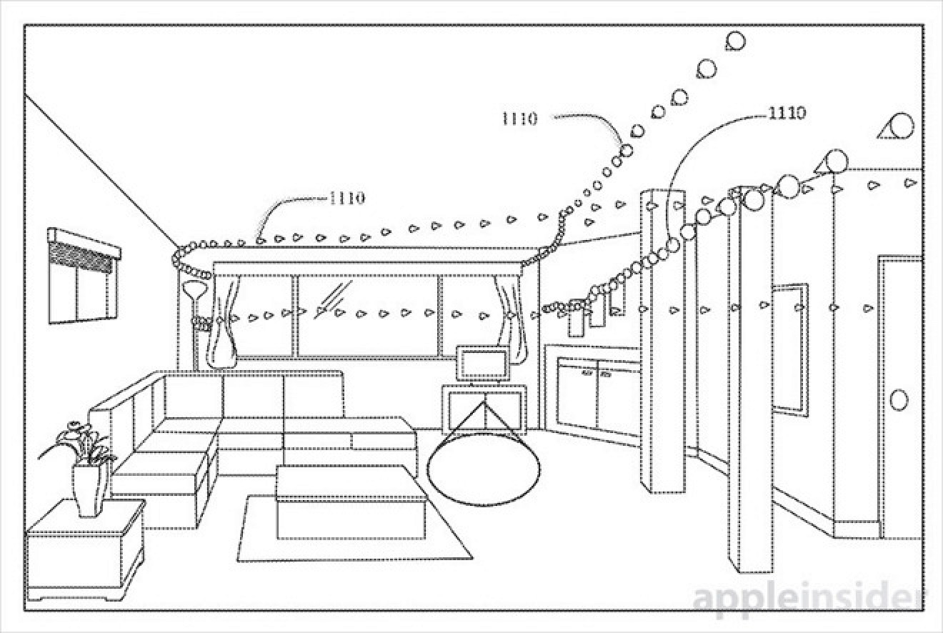 Apple Patent Details Visual-Based AR Navigation Device