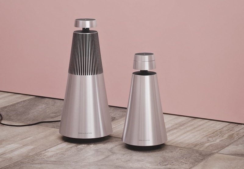 bang olufsen debuts premium wireless speakers with. Black Bedroom Furniture Sets. Home Design Ideas