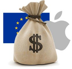 apple finishes paying 15 3b in back taxes to ireland prompting eu regulators to drop lawsuit