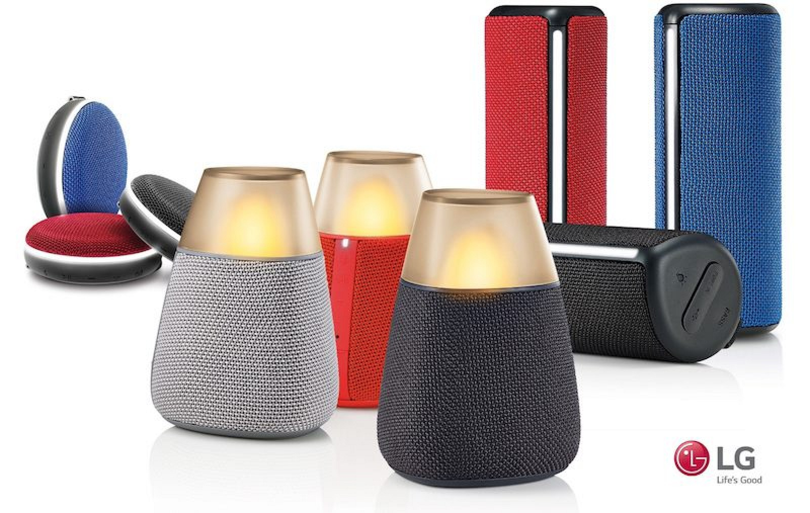 LG Announces New Collection of Bluetooth Speakers Coming This Fall - Mac Rumors