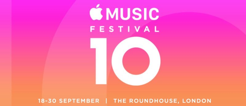 Apple oznámil konání Apple Music festivalu
