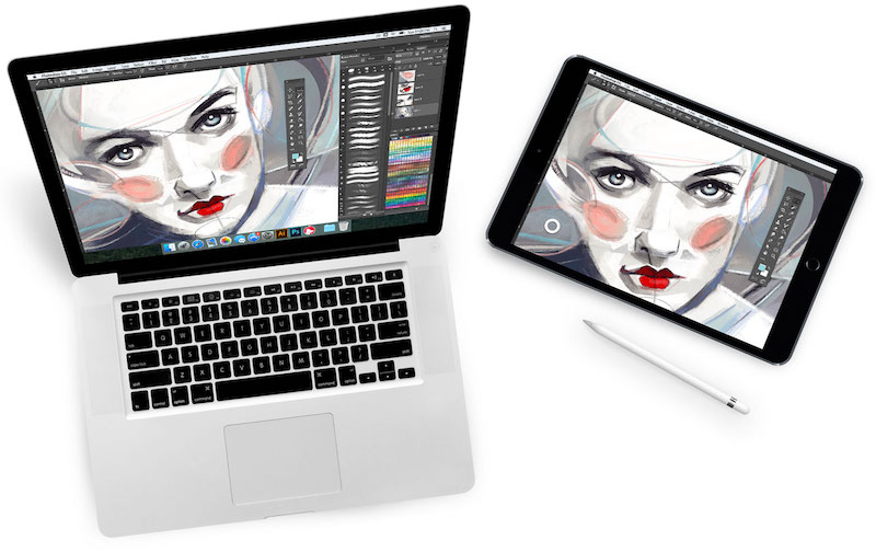 Astropad 39 S Ipad App Updated With Speed Performance And