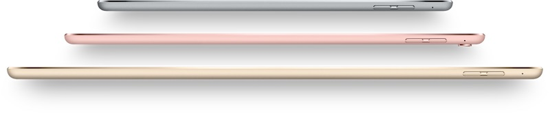 3 nové iPady Pro na jaře!