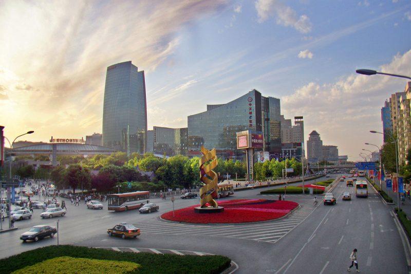 Zhongguancun Beijing china