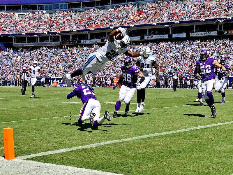 IPhone 7 Camera Gets Week-1 Victory at NFL Game