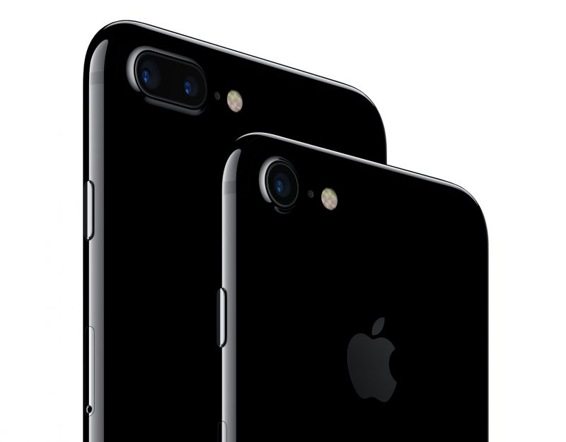 Apple today announced the 4.7inch iPhone 7 and 5.5inch iPhone 7 Plus