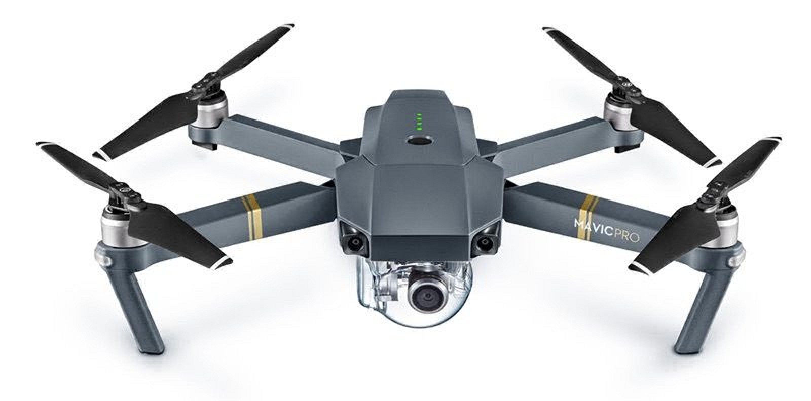 DJI Launches New Mavic Pro Drone Coming To Apple Stores