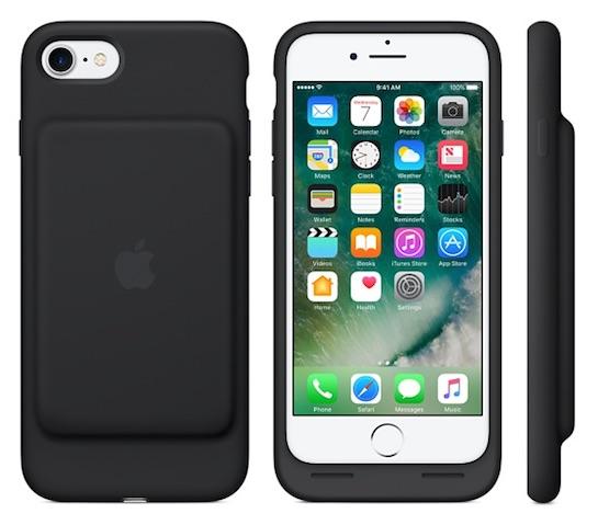 Pouzdro s baterií Smart Battery Case pro iPhone 7 má baterii s výrazně větší kapacitou
