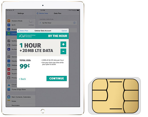Apple SIM Partner AlwaysOnline Expands to U.S. and 28 More Countries, Launches New U.K. Plans