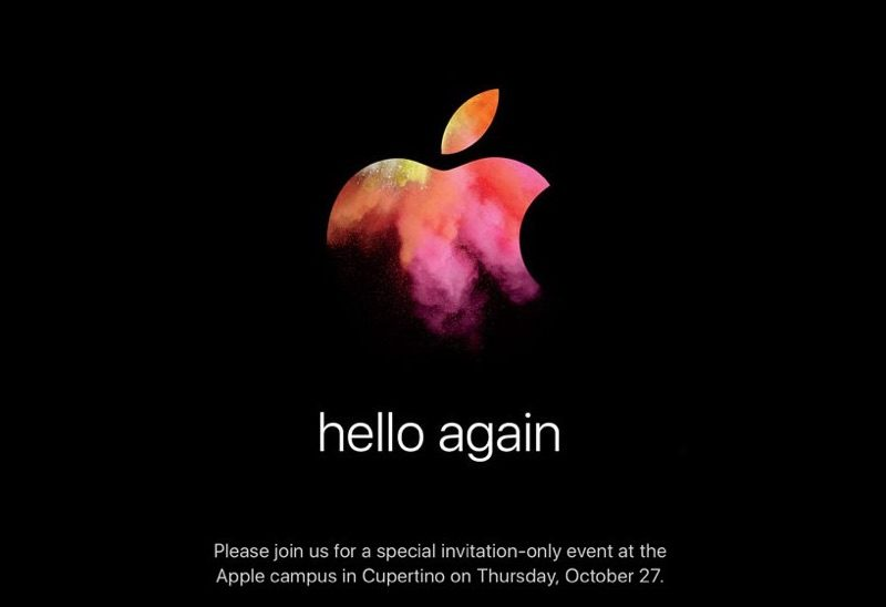 Jak a kdy se koukat na představení nových MacBooků Pro?