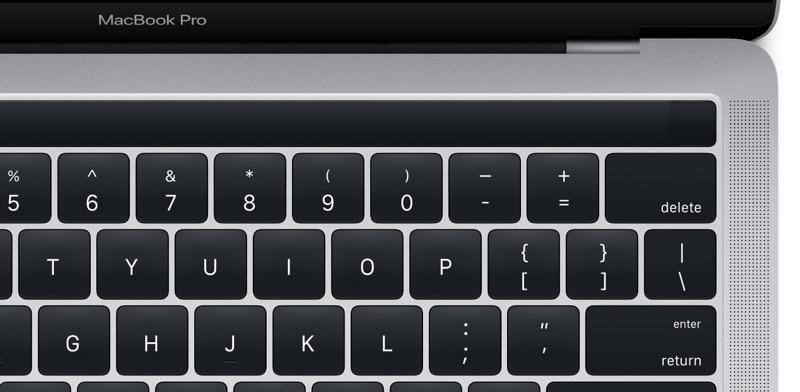 macrumors.com - Images of New MacBook Pro With Magic Toolbar Leaked in macOS Sierra 10.12.1