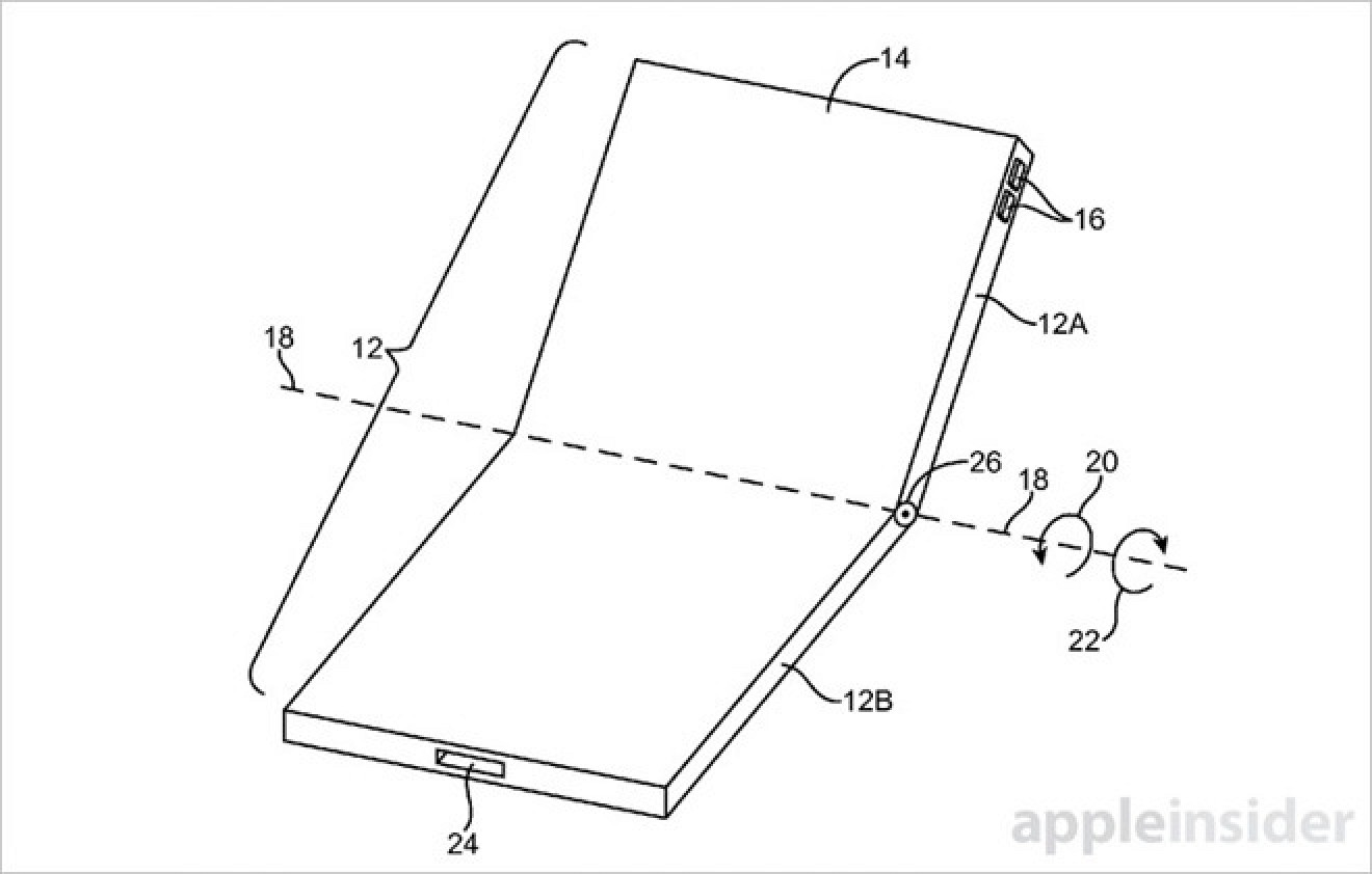Apple Exploring Possibility of Foldable iPhone With