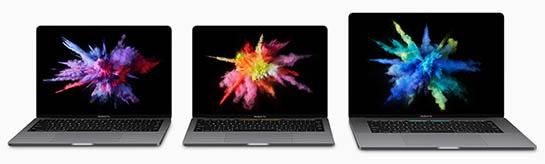V macOS byly objeveny zmínky o příštích MacBookách Pro