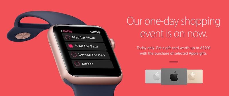 Apple spustil Black Friday v Austrálii a Novém Zélandu. Co nabízí?