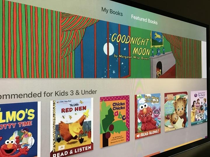 Read Aloud eBooks - eBookPartnership