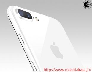 Apple prý plánuje Jet White model iPhonů