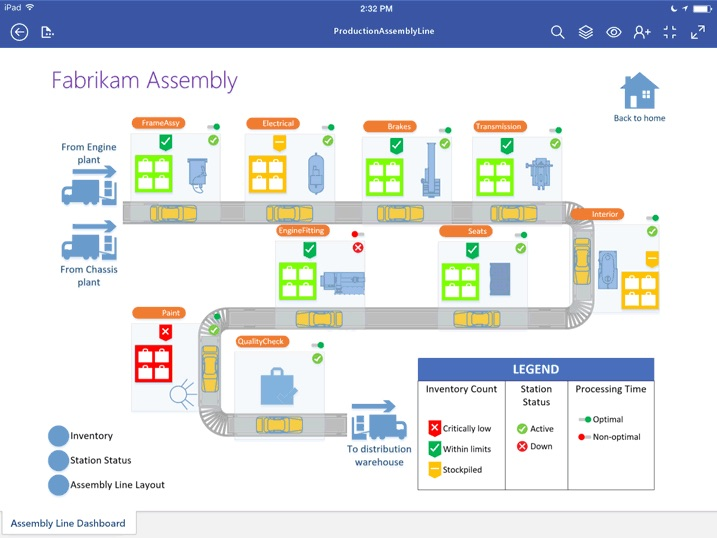 Microsoft Releases Office Diagramming App  U0026 39 Visio Viewer